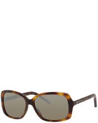 Marc Jacobs Rectangular Gradient Sunglasses