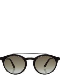Tod's Round Sunglasses