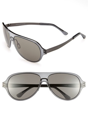 Serengeti Aviator Sunglasses  serengeti alice 67mm polarized aviator sunglasses dark grey one