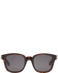 Givenchy Tortoiseshell Square Acetate Sunglasses
