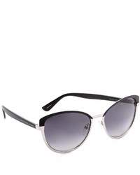 Marc by Marc Jacobs Two Tone Cat Eye Sunglasses