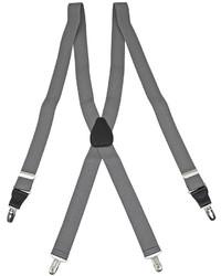 Asstd National Brand Status Drop Clip Belt Suspenders Big Tall