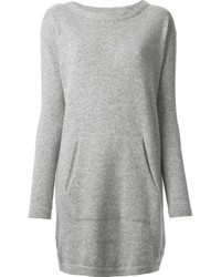 Grey sweater dress original 10228396