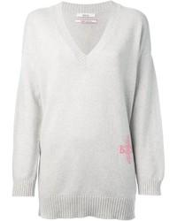 Barrie Boxy Sweater Dress