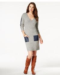 Tommy Hilfiger Chloe Pocket Sweater Dress