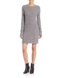Current/Elliott Easy Wool Cashmere Sweater Dress
