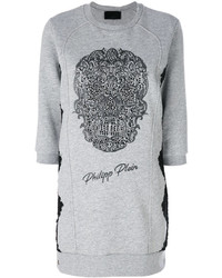 Philipp Plein Emelia Sweatshirt Dress