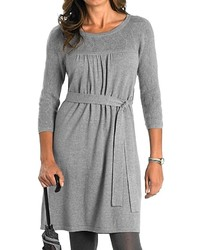 Woolrich Foxshire Sweater Dress 34 Sleeve