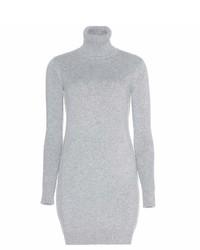Loro Piana Glace Cashmere Sweater Dress