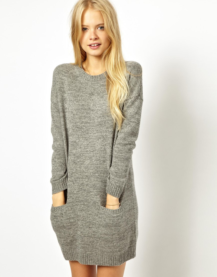 Image result for Casual sweater dress