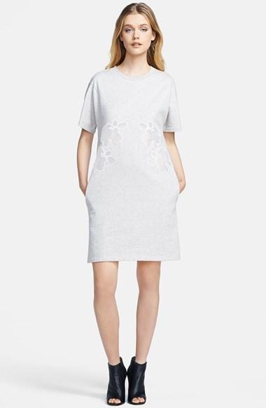 25ddeaa7656 ... Sweater Dresses Carven Long Sleeve Dress