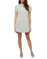 O'Neill Morganne Fleece Sweatshirt Dress