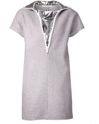 Paco Rabanne Metallic Sweater Dress
