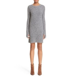 Current/Elliott The Easy Sweater Wool Cashmere Sweater Dress
