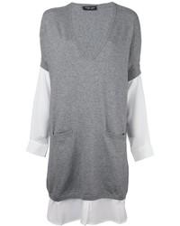 Twin-Set Sweater Dress