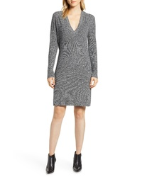 Halogen V Neck Sweater Dress