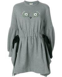 Fendi Wonders Sweater Dress