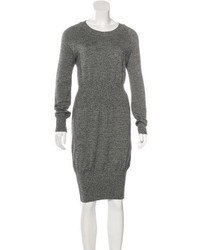 Chanel Wool Sweater Dress