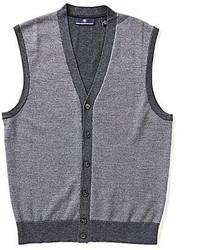 Hart Schaffner Marx Birdseye Sweater Vest