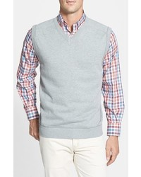 Cutter & Buck Broadview V Neck Sweater Vest