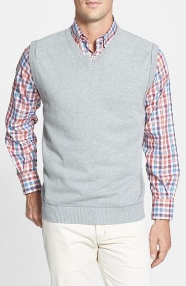 Cutter Buck Cutter Buck Broadview V Neck Sweater Vest Where To