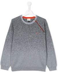 Armani Junior Crew Neck Jumper