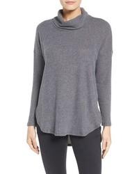 Bobeau Cowl Neck Sweater