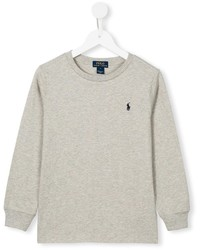 Ralph Lauren Kids Round Neck Sweatshirt