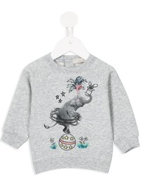 Stella McCartney Kids Billy Elephant Sweatshirt