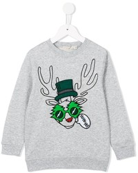Stella McCartney Kids Reindeer Sweatshirt