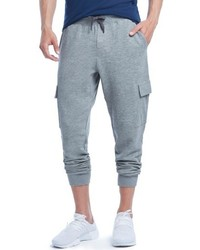 2xist 2ist Cotton Blend Cargo Sweatpants