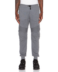 Belstaff Ashdown Moto Cotton Sweatpant