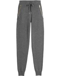 Burberry Cashmere Blend Sweatpants