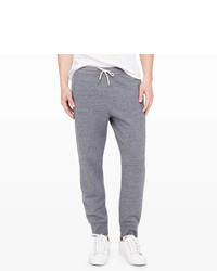 Club Monaco Woven Trim Sweatpant