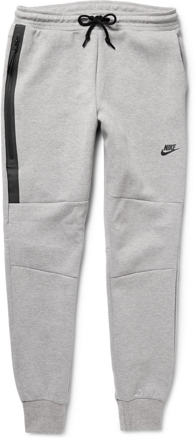 nike cotton blend tech fleece sweatpants