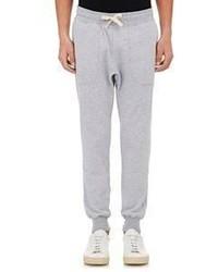 Shipley & Halmos Drawstring Waist Sweatpants Grey