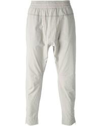Paolo Pecora Elasticated Waist Harem Trousers