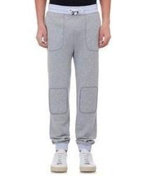 Band Of Outsiders Fleece Sweatpants Grey
