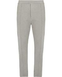 Acne Studios Frede Straight Leg Cotton Track Pants