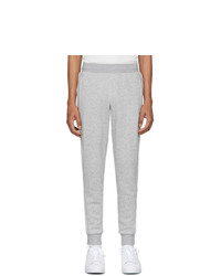 adidas Originals Grey 3 Stripe Lounge Pants