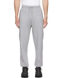 Burberry Grey Barns Lounge Pants
