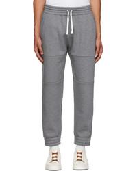 Ermenegildo Zegna Grey Essential Lounge Pants