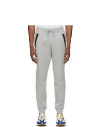 New Balance Grey Fleece Fortitech Lounge Pants