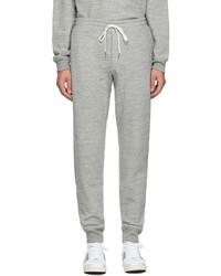 Tom Ford Grey Fleece Lounge Pants