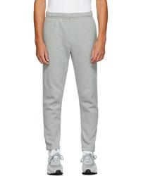 Nike Grey Fleece Sportswear Club Lounge Pants