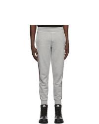 Moncler Grey Jersey Lounge Pants