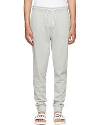 BOSS Grey Jersey Skeevo Lounge Pants