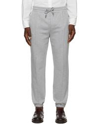 Etro Grey Jogging Lounge Pants