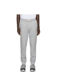 Saturdays Nyc Grey Ken Slash Lounge Pants