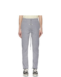 Essentials Grey Polar Fleece Lounge Pants